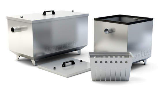 Herbish Drainage Systems Grease Traps